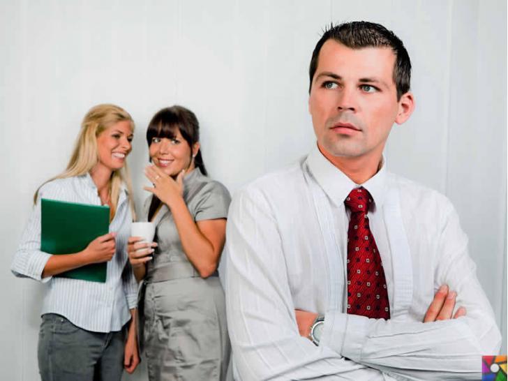 İşyerinde sevilmek istiyorsanız pis 7'liden uzak durun! | Dedikodu kötüdür.