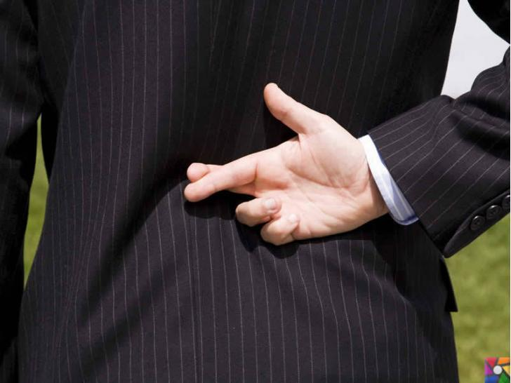 İşyerinde sevilmek istiyorsanız pis 7'liden uzak durun! | Yalan Söylemek