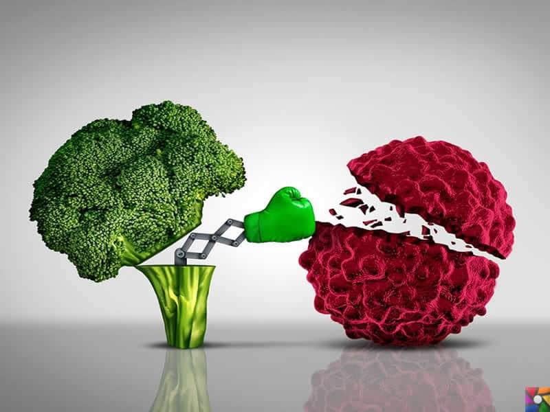 Kansere karşı ispatlanmış mükemmel sebze: Brokoli | Kanser'in azılı düşmanı