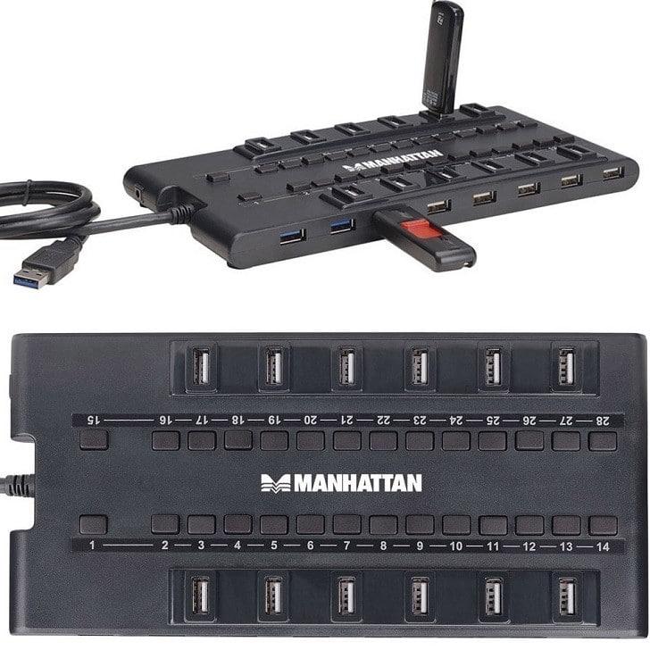 28 Port Barındıran USB HUB