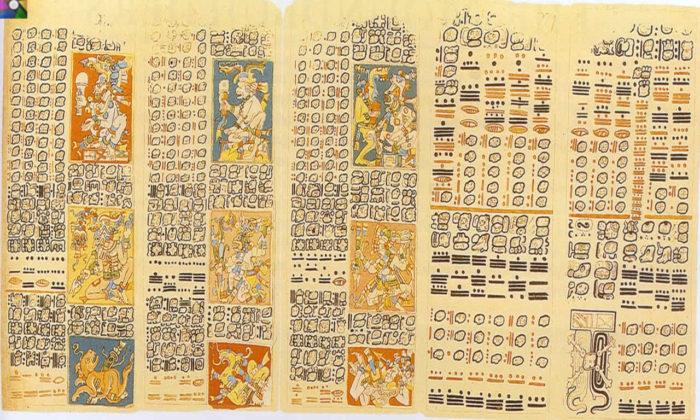 Mayalar 1300 sene önce gezegenleri izliyorlardı!