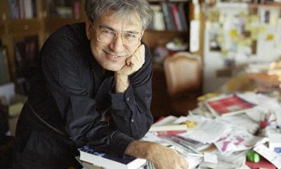 Orhan Pamuk Rusya'dan Edebiyat Ödülü aldı