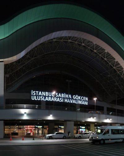 Sabiha Gökçen Havalimanı tamamen yabancıların oldu!