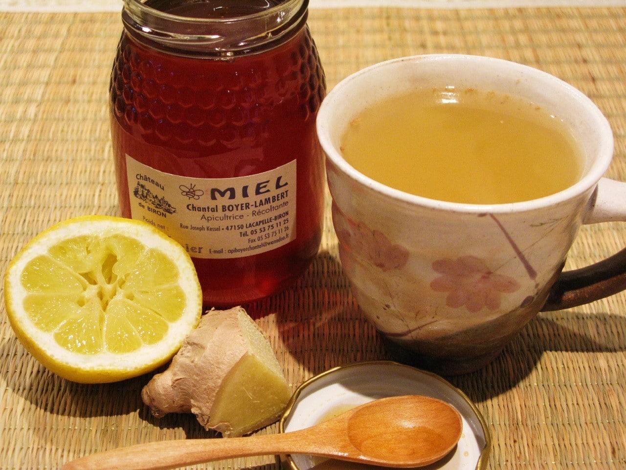 Soğuk Algınlığına Doğal Çözüm: Zencefil, Bal, Limon