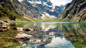 Uzak bir yerlere gidelim Uzun Bulutlar Ülkesine: Yeni Zelenda