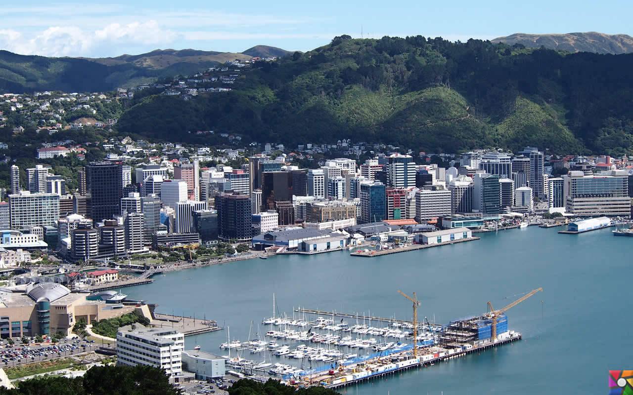 Uzak bir yerlere gidelim Uzun Bulutlar Ülkesine: Yeni Zelenda | Wellington