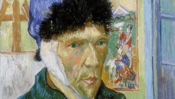 Van Gogh'un neden kulağı kesikti?