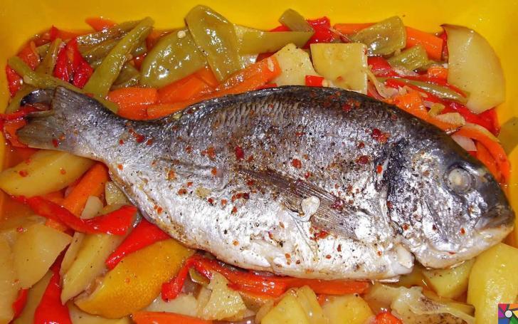 Yaşlılıkta beslenmede nelere dikkat edilmeli? | Balıkları kendi yağında fırında bol sebzeyle pişirebilirsiniz