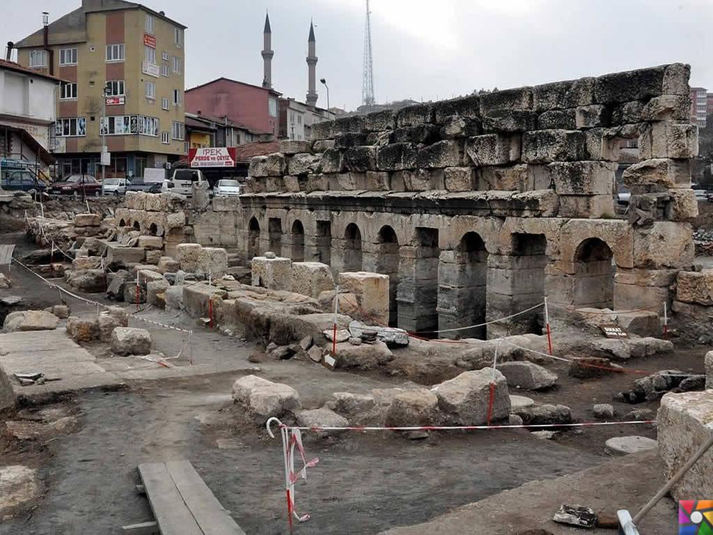 Yozgat'ın Tarihi Roma Hamamı için UNESCO'ya başvurulacak | Kazı çalışmaları başlamadan önceki bakımsız hali