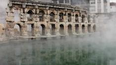 Yozgat'ın Tarihi Roma Hamamı için UNESCO'ya başvurulacak