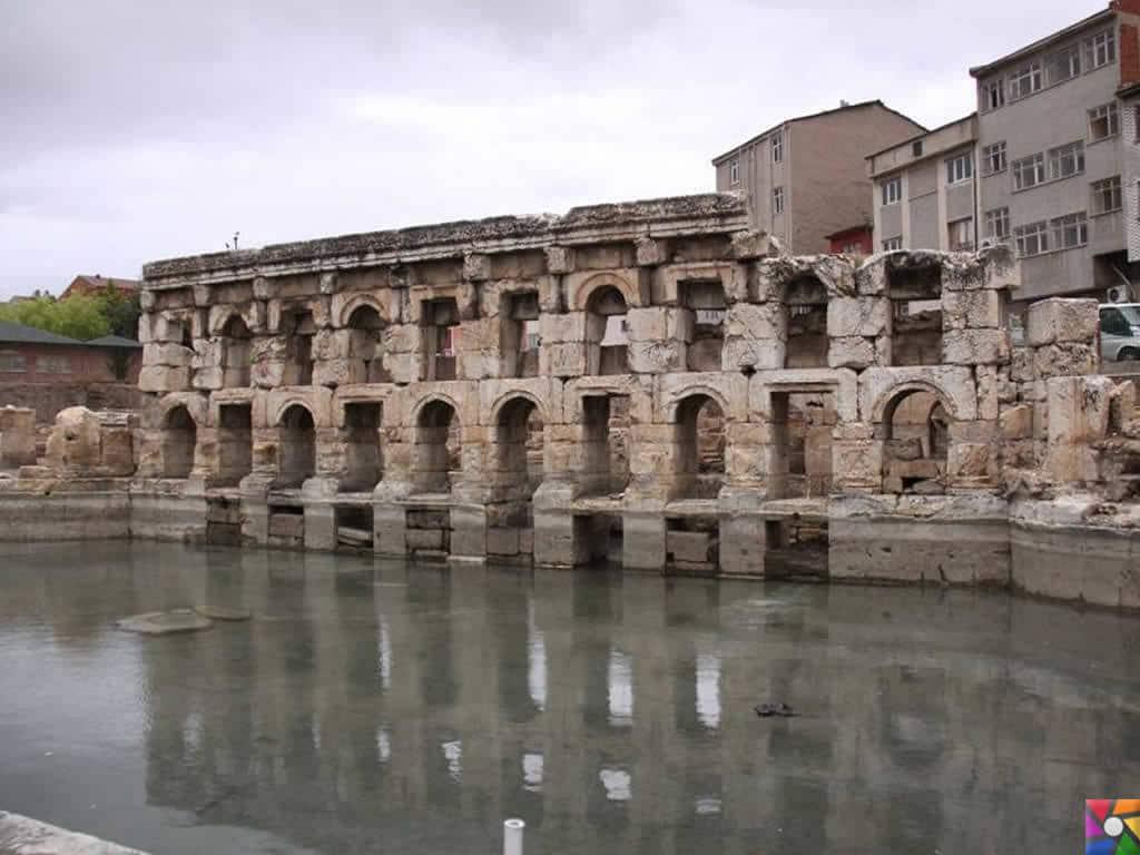 Yozgat'ın Tarihi Roma Hamamı için UNESCO'ya başvurulacak | son hali