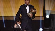 2016 yılının en iyi oyuncusu Ronaldo seçildi