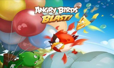 Angry Birds Blast Çıkıyor!