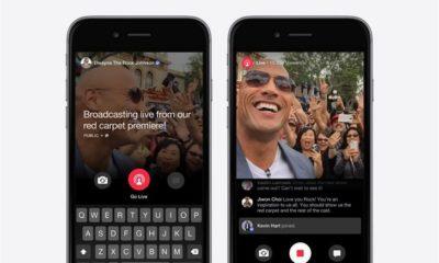 Facebook Sesli Canlı Yayın Özelliği Geliyor
