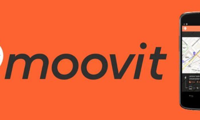Moovit Toplu Taşıma Uygulaması 2.5 Milyon Kullanıcıya Ulaştı!