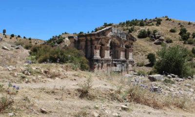 Antik dini merkezlerden biri olan Klikya Komanası: Şar Antik Kenti