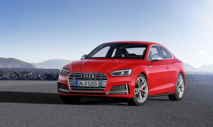 Audi A5 Coupe 2017 modeli teknik özellikleri ile göz dolduruyor!