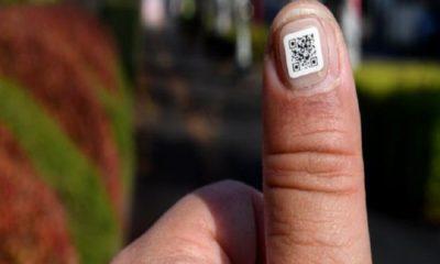 Bunama hastası olan kişileri takip etmenin yeni yolu: Parmak barkod