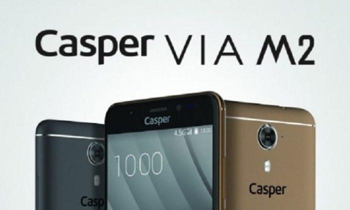 Casper, Yeni Telefonunu Duyurdu!