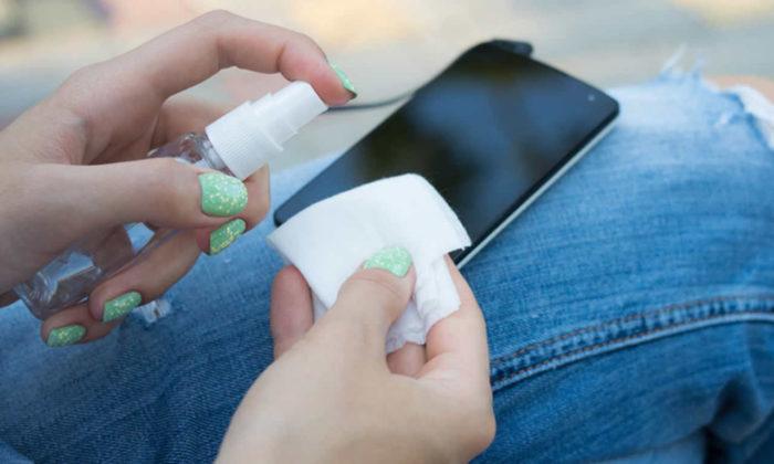 Cep telefonları 18 umumi tuvalletten daha kirli!