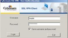 Cyberoam SSL Client Yükleme Hatası Nasıl Giderilir?