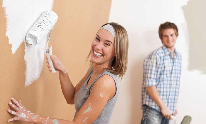 Evimizin duvar boya rengini seçerken dikkat edilmesi gereken 7 neden