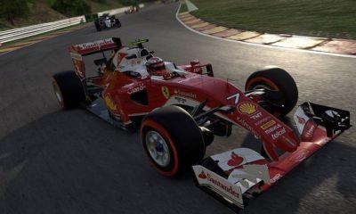 F1 2016 Muhteşem Görüntü Kalitesiyle iOS ve Android'te!