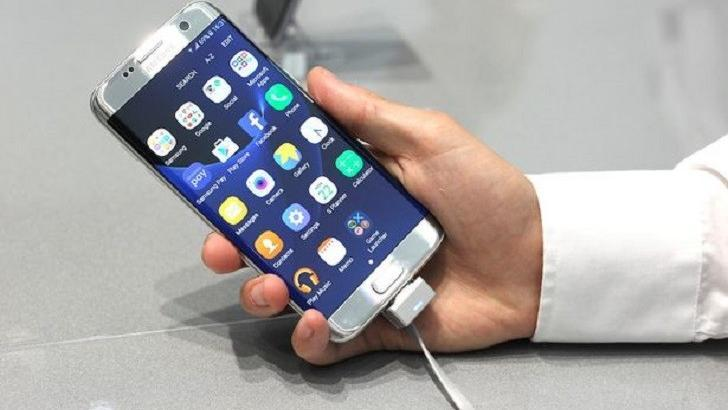 Samsung Galaxy S8 Modeli Eğimli Ekran İle Gelecek!
