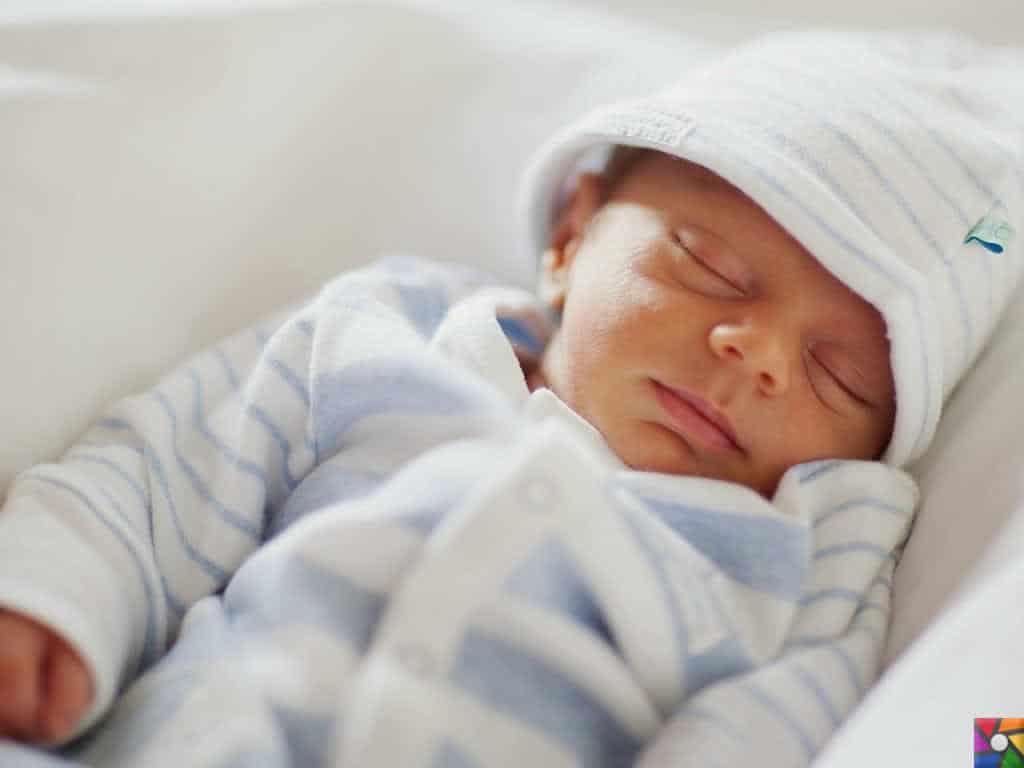 Bebekler Günde Ne Kadar Uyumalı