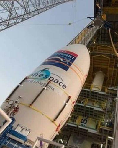 İkinci askeri uydumuz Göktürk-1 başarıyla uzaya gönderildi!