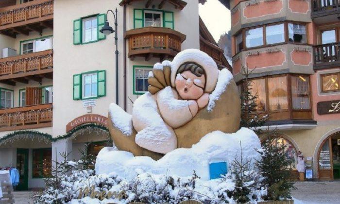 İtalya'da Türkçe bilmeyen Türk köyü: Moena