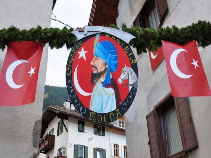 """""""Festa de Turchia"""" (Türk Festivali) hazırlıkları"""