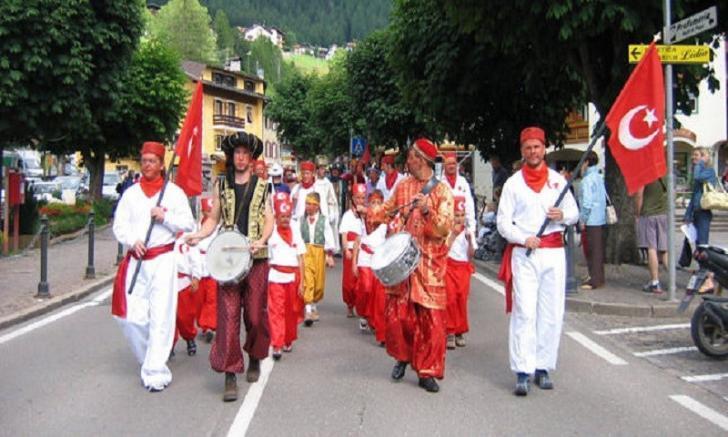 """Festa de Turchia"" (Türk Festivali)"