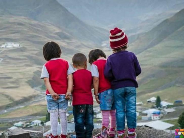 Kendilerine Nuh'un torunları diyen Kınalık Köyü insanları | Köy Çocukları