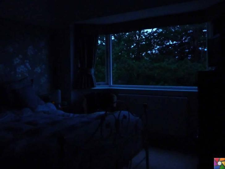 Yatak odasını kaliteli uyku için tasarlamanın 7 önemli ipucu | Perdeler uyandıktan sonra açılmalı
