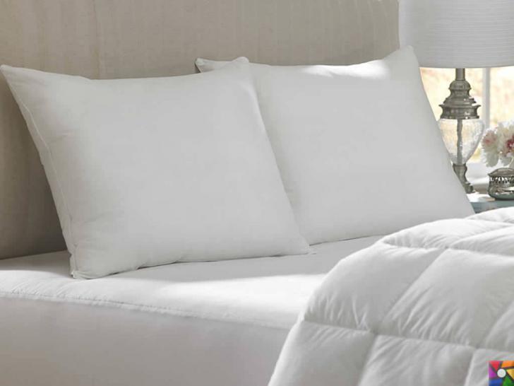 Yatak odasını kaliteli uyku için tasarlamanın 7 önemli ipucu | Sağlıklı yastıklar seçin