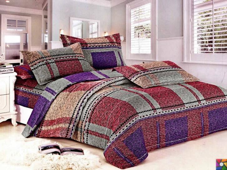 Yatak odasını kaliteli uyku için tasarlamanın 7 önemli ipucu | Organik yatak örtüsü seçin