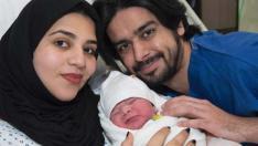 Yumurtalığı dondurularak yıllar sonra anne olan ilk genç kadın: Moaza Al Matrooshi