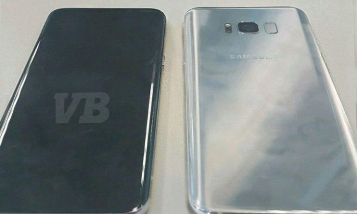 Samsung Galaxy S8'in teknik özellikleri nelerdir?