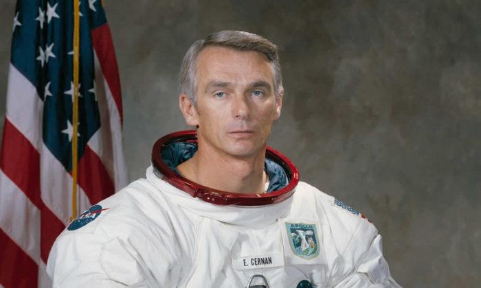 Ay'da gezen son insan Eugene Cernan öldü!
