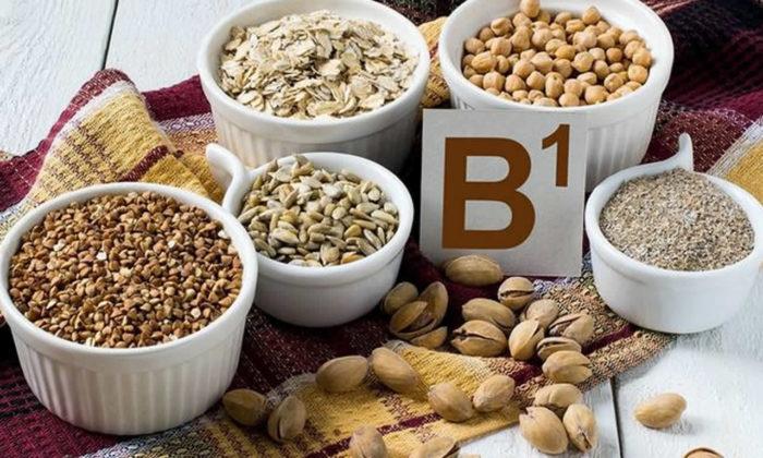 B1 Vitamini nedir? Nelerde Bulunur? Eksikliğinde ne olur?