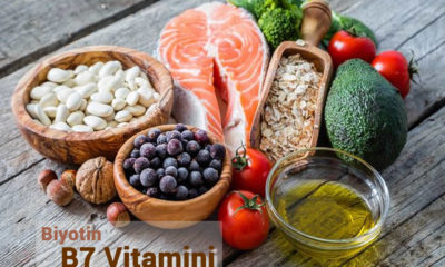 B7 Vitamini Nedir? Hangi besinlerde bulunur? Faydaları ve Zararları
