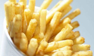 Harika patates kızartmasının kolay yolu nedir?