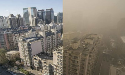 Hava kirliliğinden dolayı kilo alınır mı?