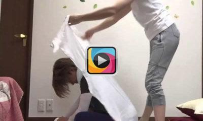 Japonlardan sırt ağrıları için yeni bir alternatif yöntem: Kundağa sarma!