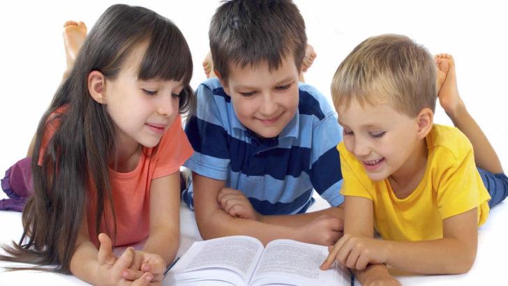 Kitap okuyan çocuklar derslerinde daha başarılı!