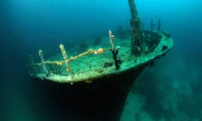 Van gölünde bulunan batık geminin sırrı ne?