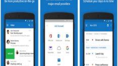 Meşhur E-Posta Uygulaması Email, Android İşletim Sistemlerine De Geldi!