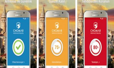 Türkiye'nin Yerli Tek Antivirüs Yazılımı CHOMAR Geliyor!