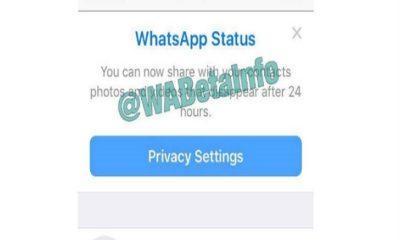 WhatsApp Uygulamasına Hikayeler Özelliği Geliyor!